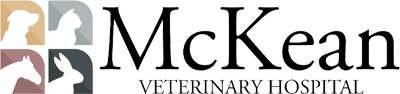 McKean Veterinary Hospital, logo